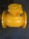 Q341F蜗轮法兰全焊接球阀