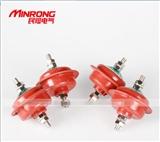 民熔厂家特价直销HY1.5W-0.28/1.3 YH1.5W-0.5/2.6低压避雷器