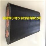 YCFB-3*70 橡套扁电缆(行车电缆,龙门吊专用电缆)