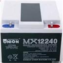 友联蓄电池MX12240价格 12V24AH现货