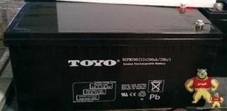东洋蓄电池12V200AH  6GFM200