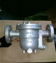 自由浮球式疏水阀 CS41H法兰蒸汽疏水阀