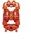 T1气动隔膜泵,威尔顿隔膜泵T1系列TZ1/PPAAA/TNU/TF/KTV