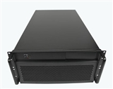 4UK65L加长工控服务器机箱/标准上架式雷石机箱 大主板ATX电源 650mm