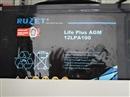 法国RUZET路盛蓄电池12LPA100A