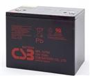 台湾CSB蓄电池GPL12750 12V75AH免维护储能蓄电池