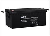 OTP蓄电池 6FM-200免维护太阳能逆变器12V200AH蓄电池