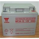汤浅蓄电池NP38-12  12V 38Ah型号**/项目产品