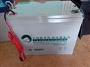 太阳能胶体蓄电池12V80AH太阳能路灯专用蓄电池劲博 光伏发电