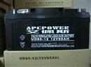 【冲钻包邮】艾佩斯免维护铅酸蓄电池12V65AH UPS电池 太阳能电瓶