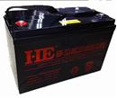 HE 12V100AH蓄电池12V100A电瓶20HR铅酸免维护UPS消防太阳能电池