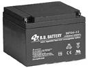 BB BP26-12 蓄电池 12V-26AH美美BATTERY密封免维护蓄电池 B.B.26