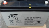 电池SS12-120 英国KE蓄电池12V120AH UPS备用蓄电池