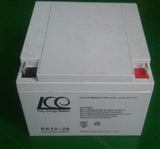 正品KE蓄电池SS12-26,12V26AH质保三年UPS\eps/直流屏专用
