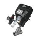 BF-TJ3313调节型气动角座阀,气动角座阀价格,气动角座阀厂家