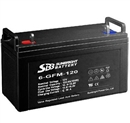 圣豹蓄电池12V120AH  SBB蓄电池6-GFM-120 直流屏/电源专用蓄电池