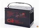 全国特价供应美国CSB蓄电池GPL121000\12V100AH长寿命铅酸蓄电池