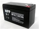 耐普蓄电池**NP12-7原装正品批发销售质保三年