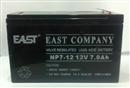 易事特蓄电池NP7-12易事特 12V7AH铅酸免维护蓄电池  厂家直销