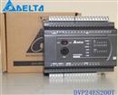 台达DVP-ES2提供16/20/24/32/40/60点I/O主机台达PLC继电器/晶体管