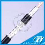 【产地货源】  3D-FB导体铜丝编织镀锡铜50-3同轴电缆射频