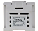 三菱FX3U-80MR/ES-A PLC编程维修及远程下载