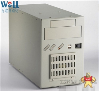 研华原装工控机IPC-6606P3/6010VG/E5300/2G/500G/含17%增票厂家授权特价抢购江浙沪包邮