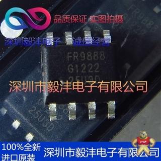 全新进口原装 FR9888 液晶电源IC芯片 品牌:FITIPOWER  封装:SOP-8