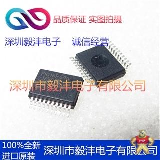 全新进口原装 PIC16F690-I/SS 8位微控制器IC芯片 品牌:MICROCHIP  封装:SSOP-20