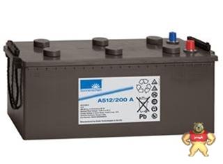 德国阳光蓄电池A512/200A/德国纯进口产品|厂家直销