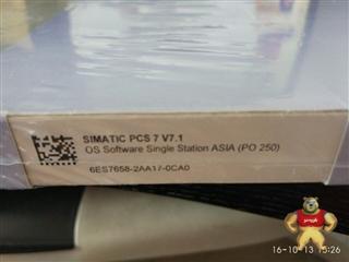 西门子软件6ES7658-2AA17-0CA0 6ES7 658-2AA17-0CA0