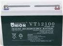 Union/友联12V100AH蓄电池原装韩国友联VT12100蓄电池质保三年