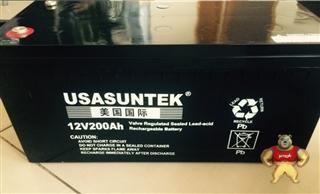 原装山特蓄电池12V200AH 铅酸免维护蓄电池 现货出售