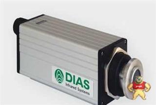 DIAS DPE10MF 透过火焰测温的红外测温仪 低温短波红外测温仪 德国DIAS授权代理