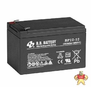 BB蓄电池BP12-12 12V12AH 台湾美美电瓶