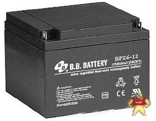 北京BB蓄电池BP26-12 12V26AH/20HR