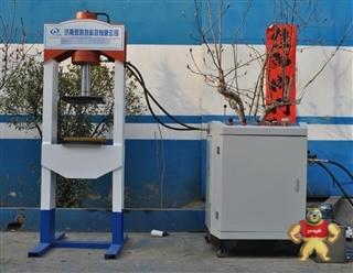 防爆电器壳体水压强度测试台