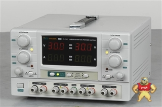 先锋RS1343四路直流稳压电源30V3A