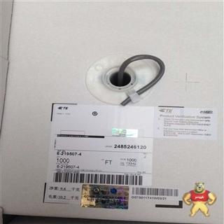 安普AMP 6-219507-4 安普超五类 安普非屏蔽网线