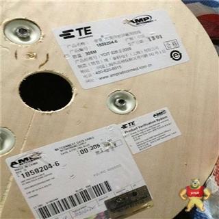安普AMP 9-1427200-6 安普六类网线9-1427071-6 千兆纯铜双绞线