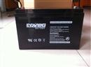 恒力蓄电池CB80-12 免维护恒力铅酸应急电瓶12V80AH 全国包邮