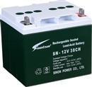供应赛能蓄电池工厂**SN12-38AH价格12v38AH通讯 ups电源专用