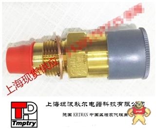(德国KRIWAN独家代理)DELTA-P配件 油压差机械头  订货号02D555