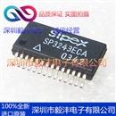 全新进口原装 SP3243ECA 线路收发器IC芯片 品牌:SIPEX 封装:SSOP-28