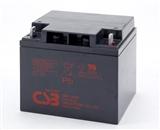 台湾希世比CSB GPL12400 12V40AH 原装正品蓄电池 UPS专用蓄电池