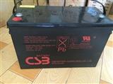 CSB蓄电池GP127 12V7AH电池/希世比蓄电池12V7AH价格/原装保证