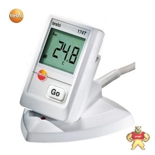 德图testo 174T套装 迷你型 温度记录仪 TESTO174T -30~70度冰箱温度记录仪