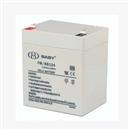 鸿贝蓄电池12V4AH 鸿贝FM/BB124铅酸免维护蓄电池12V电瓶 特价