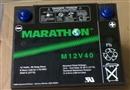 美国GNB蓄电池M12V40【纯进口电池】提供原产地证明/进口报关单