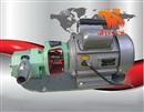 WCB型微型齿轮油泵结构特点